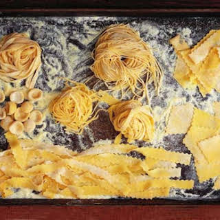 Flavored Pasta Dough Recipes.