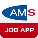 AMS Job App icon