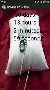 Wedding Countdown - screenshot thumbnail