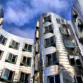Gehry by Astrid Panitz - Buildings & Architecture Office Buildings & Hotels