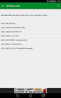 Screenshot of AIR Orari Linee