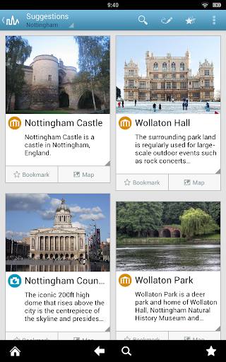 【免費旅遊App】Nottingham Guide by Triposo-APP點子