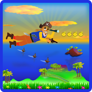 Flying Pirate for PC and MAC
