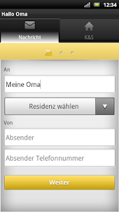 Hallo Oma- screenshot thumbnail