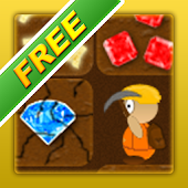 App Treasure Miner Mining Free version 2015 APK