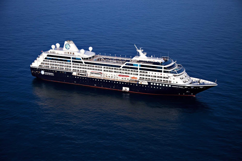 Take Azamara Quest for a sea faring journey to Northern and Western Europe, the Mediterranean or Pacific.