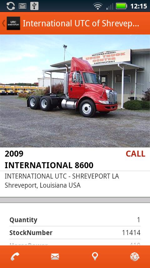 International UTC Shreveport- screenshot