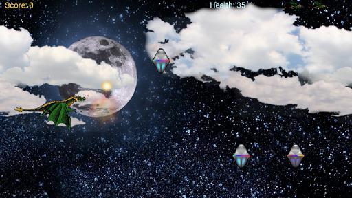 Dragon Vs UFO's