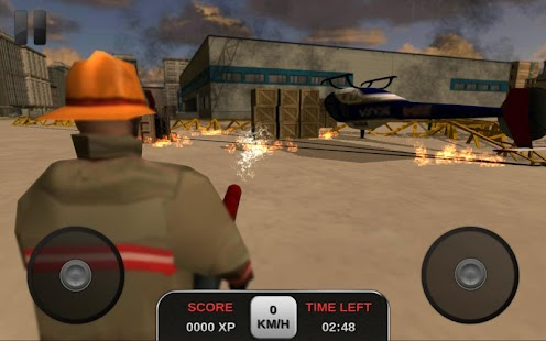 Firefighter Simulator 3D - screenshot thumbnail