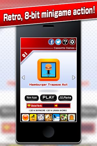 Hamburger Trapeze Act 1.0.4 Windows u7528 2