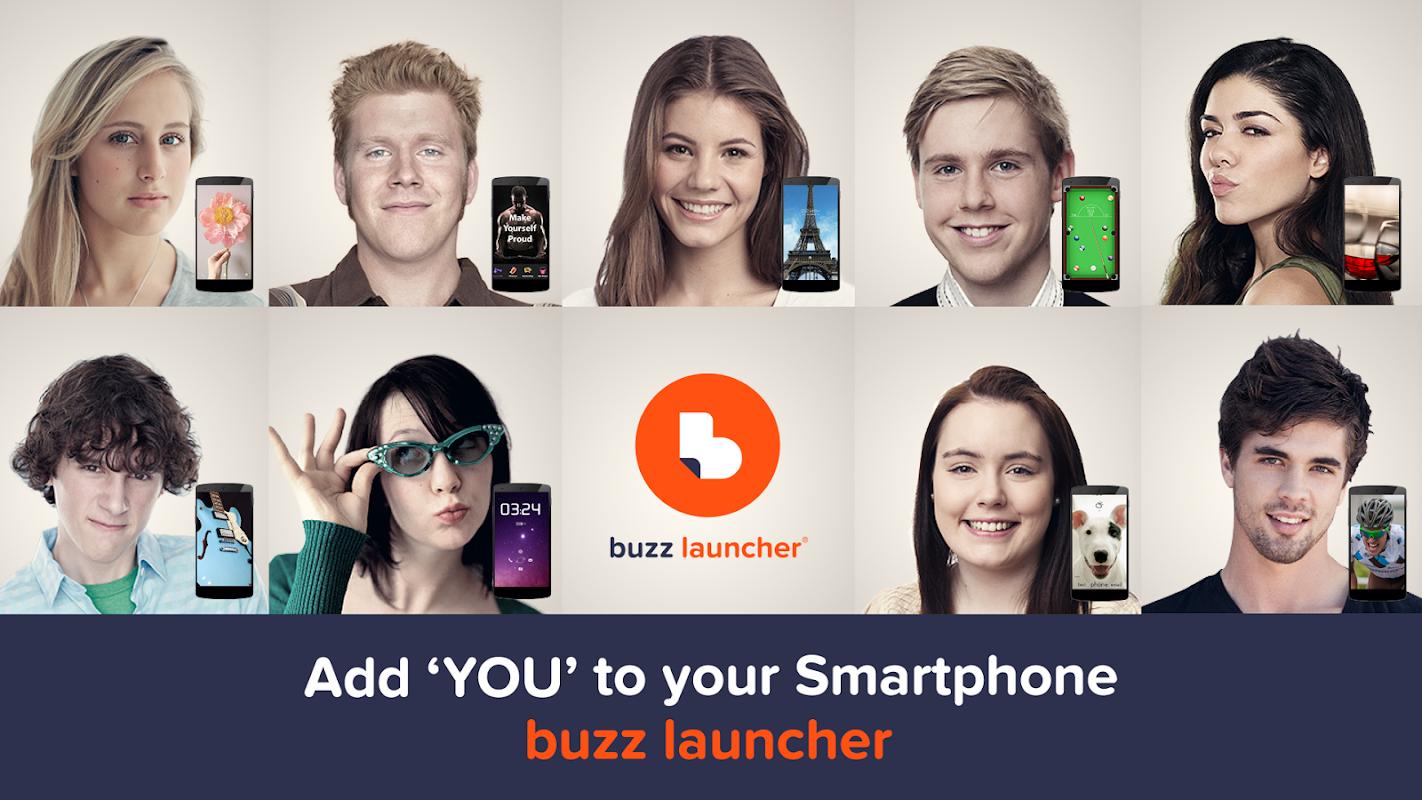 Buzz Launcher-Smart&Free Theme screenshots