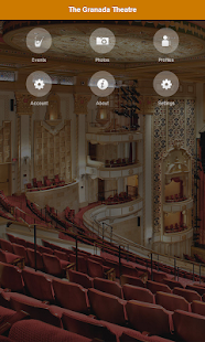 The Granada Theatre - náhled