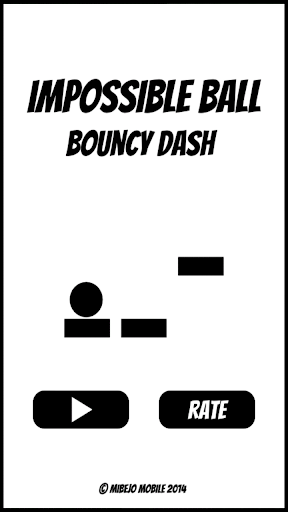 Impossible Ball - bouncy dash