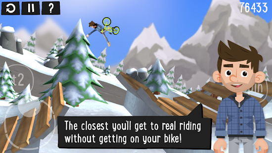 Pumped BMX 2- screenshot thumbnail