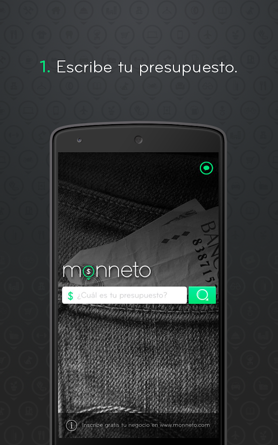 monneto- screenshot