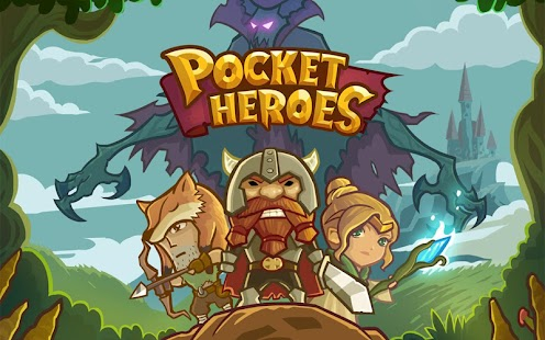 Pocket Legends: The World's Largest Mobile MMO!