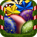 Christmas time icon