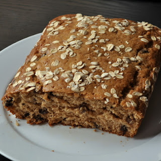 Irish Tea Brack (Tea-Soaked Raisin Bread).