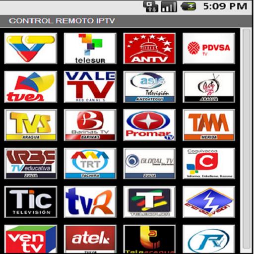Canales de Television Venezuel