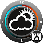 Weather Clock icon