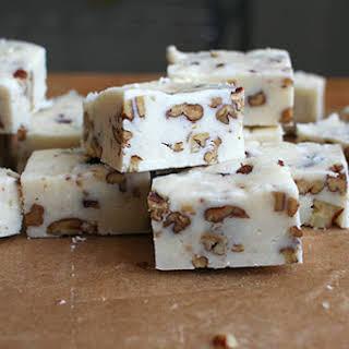 Buttermilk Pecan Fudge.