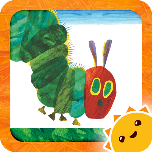 The Very Hungry Caterpillar 教育 App LOGO-APP開箱王