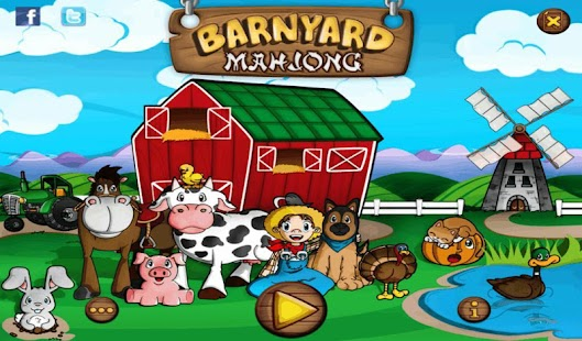 Barnyard Mahjong HD - screenshot thumbnail