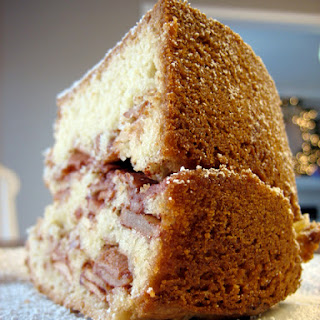 Laura Goodenough's Apple Coffee Cake