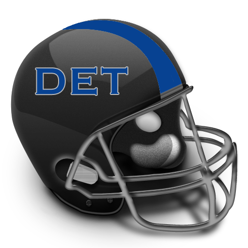 Detroit Football News 運動 LOGO-阿達玩APP