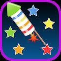 Bonfire night - Fun Fireworks icon
