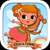 Fairy Puzzles for Kids Edu
