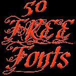Fonts for FlipFont 50 11 3.23.0