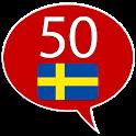 スウェーデン語 50カ国語 icon