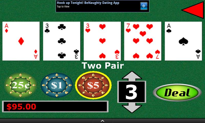 Video Poker Fun - screenshot