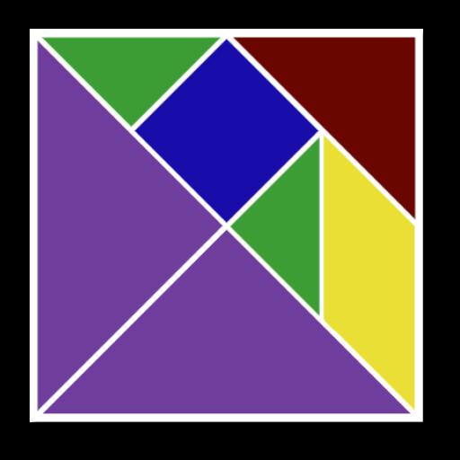 七巧板拼圖 解謎 App LOGO-APP試玩