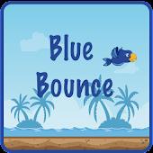 Blue Bounce - Floppy Bird