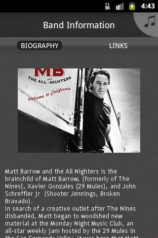 Matt Barrow and the All Nighte - screenshot