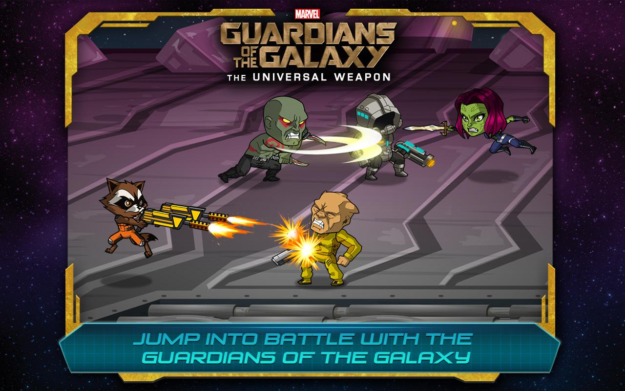 Guardians of the Galaxy: TUW screenshot #8