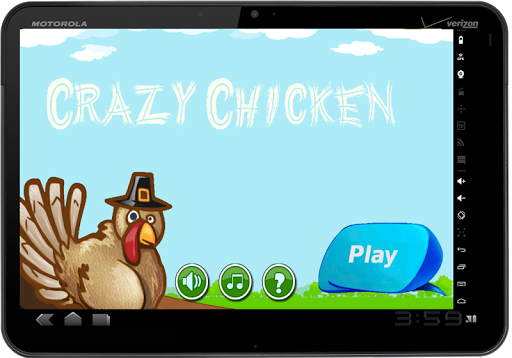 Fly Crazy Chicken Adventure