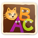 My First ABC. Word Games En-Fr icon