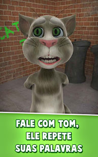 Talking Tom - screenshot thumbnail