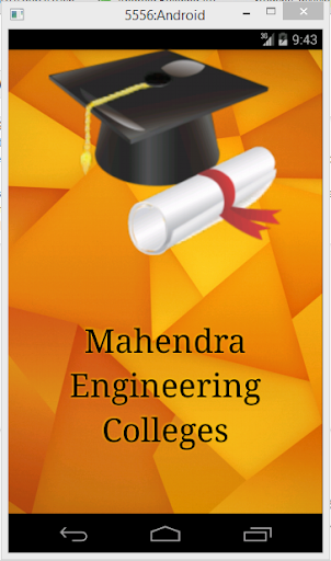 Mahendra Engineering Colleges