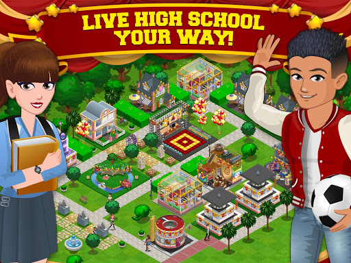 High School Story v1.7.0 (Unlimited Coins/Gems/Books)