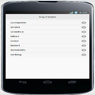 Gig Finder - Apps on Google Play