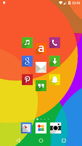 Easy Square - icon pack screenshot 12