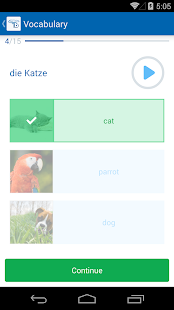 Learn German - Speak German- screenshot thumbnail