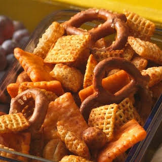 Hot Spicy Chex Mix Recipes.