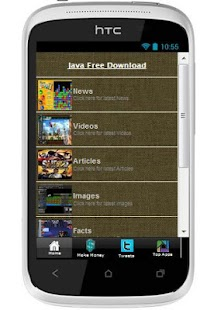 Java Free Download - screenshot thumbnail