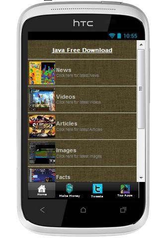 Java Free Download - screenshot
