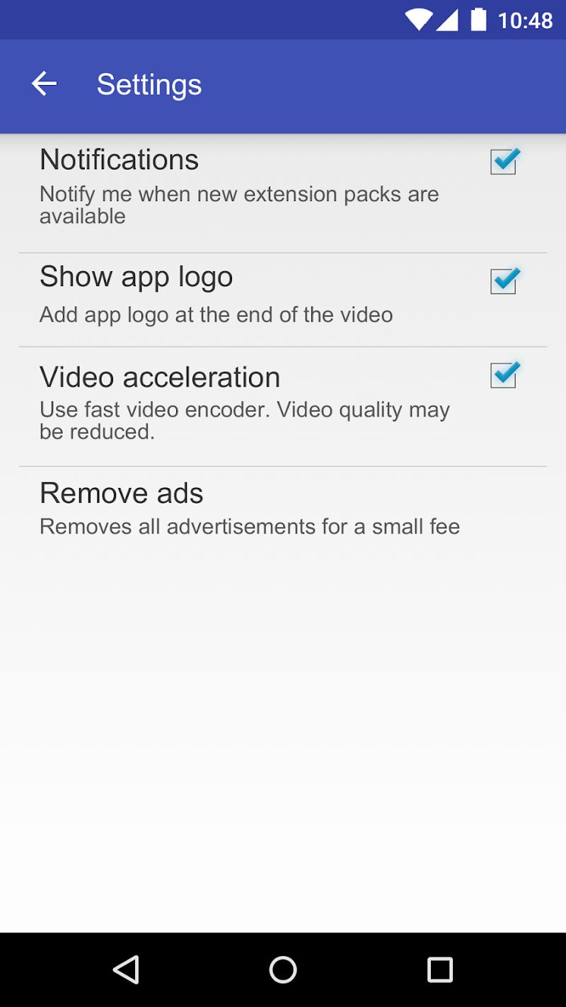 Scoompa Video - Slideshow Maker and Video Editor Screenshot 3